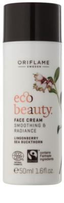 Oriflame Eco Beauty krem na dzień dla efektu rozjaśnienia i wygładzenia skóry