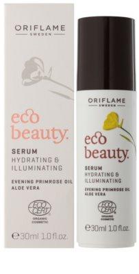 Oriflame Eco Beauty serum rozświetlające do wszystkich rodzajów skóry 2