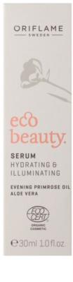 Oriflame Eco Beauty serum rozświetlające do wszystkich rodzajów skóry 3