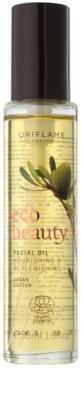 Oriflame Eco Beauty Ulei facial pentru alimentatie intensa si elasticitate