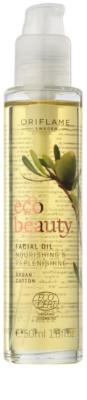 Oriflame Eco Beauty Ulei facial pentru alimentatie intensa si elasticitate 1