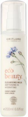 Oriflame Eco Beauty lapte demachiant cu efect de hidratare