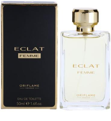 Oriflame Eclat Femme eau de toilette para mujer