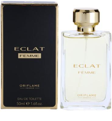 Oriflame Eclat Femme Eau de Toilette para mulheres