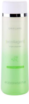 Oriflame Ecollagen trojí čisticí péče