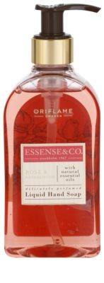 Oriflame Essense and Co folyékony szappan kézre