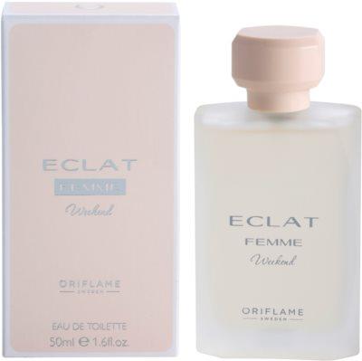 Oriflame Eclat Femme Weekend Eau de Toilette pentru femei