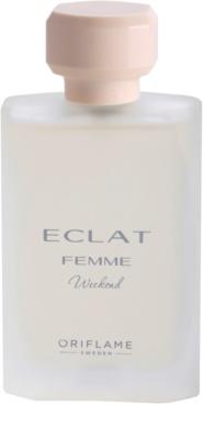 Oriflame Eclat Femme Weekend eau de toilette para mujer 3