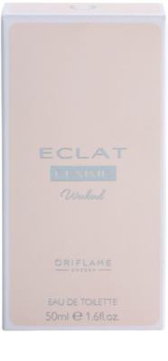 Oriflame Eclat Femme Weekend eau de toilette para mujer 4