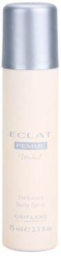 Oriflame Eclat Femme Weekend dezodorant z atomizerem dla kobiet