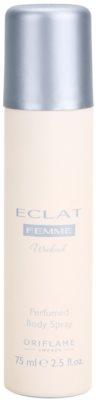 Oriflame Eclat Femme Weekend Perfume Deodorant for Women