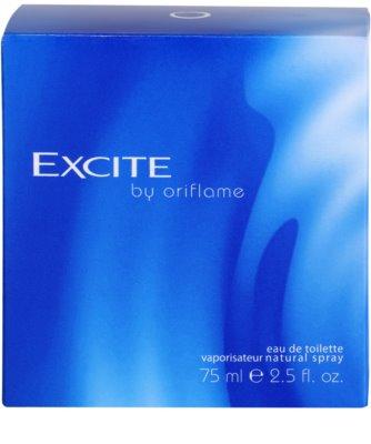 Oriflame Excite eau de toilette para hombre 1