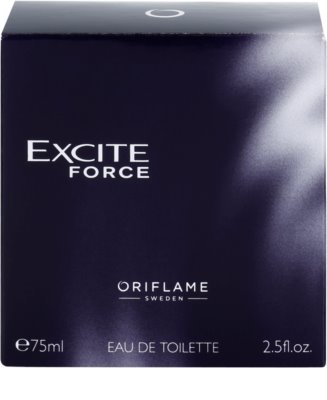 Oriflame Excite Force тоалетна вода за мъже 4