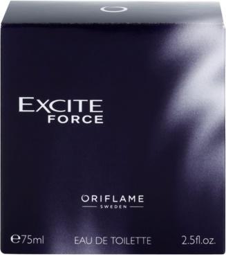 Oriflame Excite Force toaletní voda pro muže 4