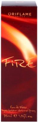 Oriflame Fire тоалетна вода за жени 4