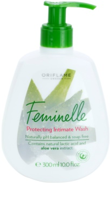 Oriflame Feminelle emulsão protetora para higiene íntima