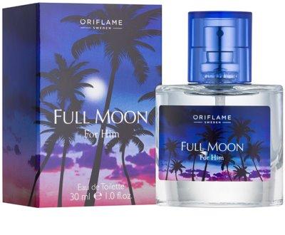 Oriflame Full Moon For Him туалетна вода для чоловіків 1