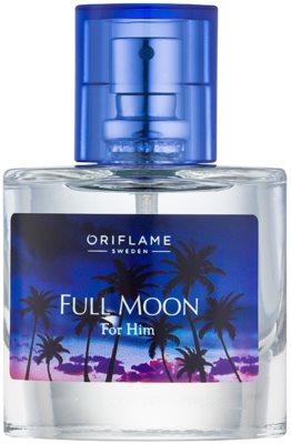 Oriflame Full Moon For Him туалетна вода для чоловіків