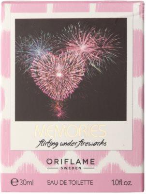 Oriflame Memories: Flirting Under Fireworks toaletní voda pro ženy 1
