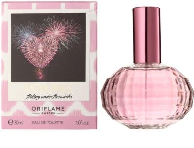 Oriflame Memories: Flirting Under Fireworks Eau de Toilette pentru femei