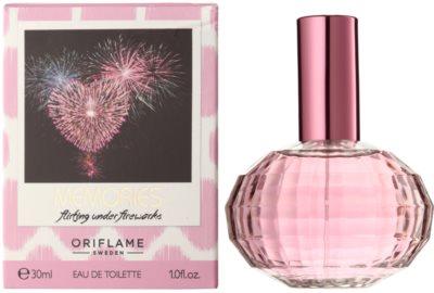 Oriflame Memories: Flirting Under Fireworks toaletní voda pro ženy