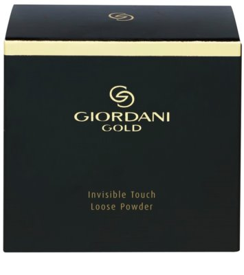 Oriflame Giordani Gold Invisible Touch pudra pulbere cu efect matifiant 3