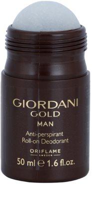 Oriflame Giordani Gold golyós dezodor férfiaknak 1