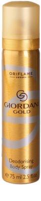 Oriflame Giordani Gold дезодорант-спрей для жінок