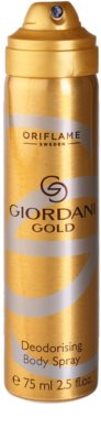 Oriflame Giordani Gold Deo-Spray für Damen 1