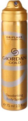 Oriflame Giordani Gold deospray pro ženy 1