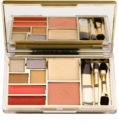 Oriflame Giordani Gold die Palette dekorativer Kosmetik