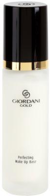 Oriflame Giordani Gold Make-up Basis für klare und glatte Haut