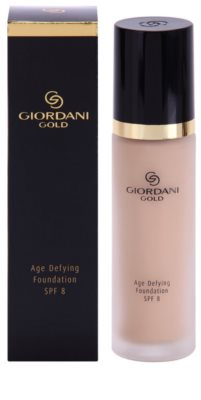 Oriflame Giordani Gold Make-up anti-aging SPF 8 2