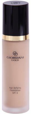 Oriflame Giordani Gold tekoči puder proti gubam SPF 8
