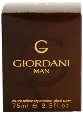 Oriflame Giordani Man Eau de Toilette pentru barbati 4