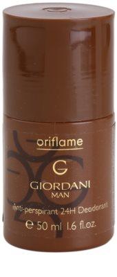 Oriflame Giordani Man deodorant roll-on pro muže