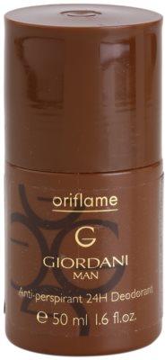 Oriflame Giordani Man dezodorant w kulce dla mężczyzn