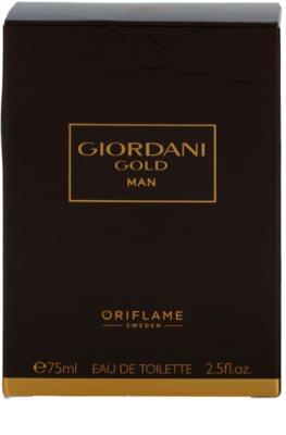 Oriflame Giordani Gold Man Eau de Toilette für Herren 1