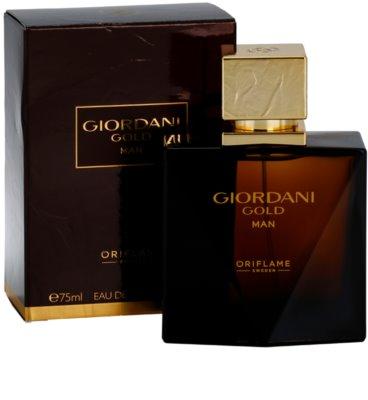 Oriflame Giordani Gold Man Eau de Toilette für Herren 2