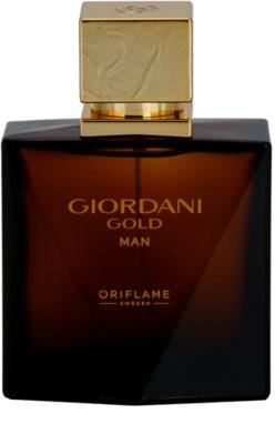 Oriflame Giordani Gold Man toaletní voda pro muže 3
