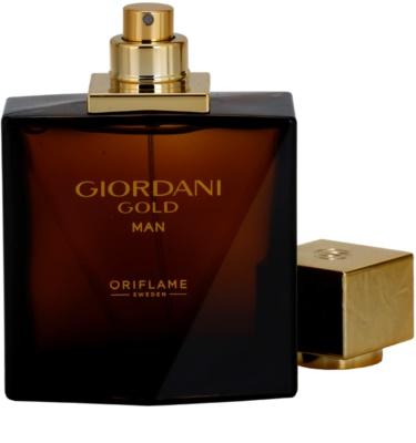 Oriflame Giordani Gold Man toaletní voda pro muže 4
