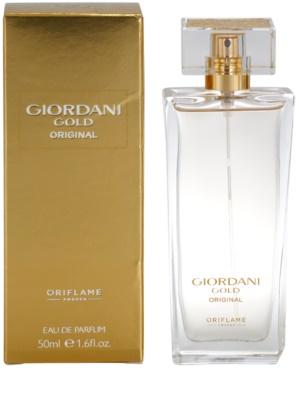 Oriflame Giordani Gold Original парфумована вода для жінок