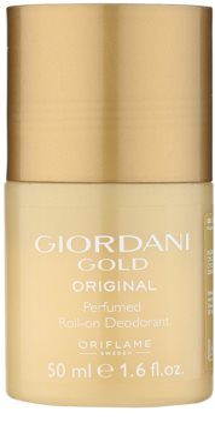 Oriflame Giordani Gold Original deo-roll-on za ženske