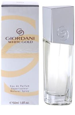 Oriflame Giordani White Gold eau de parfum nőknek