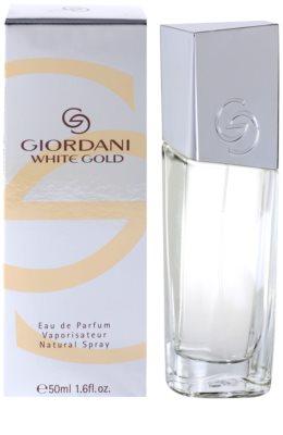 Oriflame Giordani White Gold parfumska voda za ženske