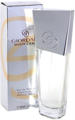 Oriflame Giordani White Gold Eau De Parfum pentru femei 1