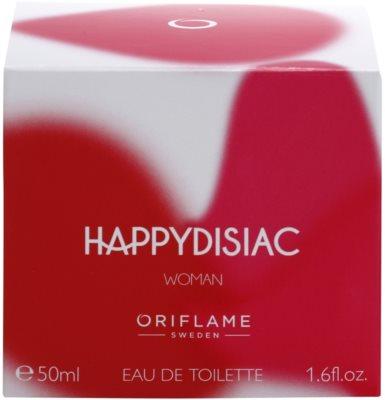 Oriflame Happydisiac Woman toaletní voda pro ženy 4