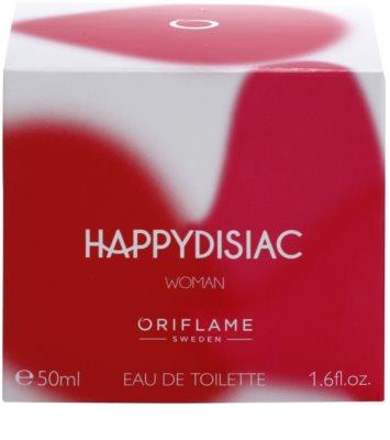 Oriflame Happydisiac Woman Eau de Toilette für Damen 4