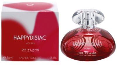 Oriflame Happydisiac Woman toaletní voda pro ženy