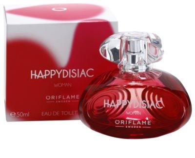 Oriflame Happydisiac Woman Eau de Toilette für Damen 1